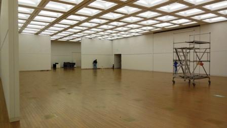 作業日誌(第37回日本新工芸展東京展撤去作業)_c0251346_13214261.jpg
