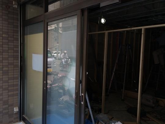 工事の進捗状況_e0339146_22114929.jpg