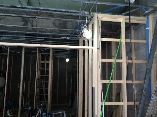 工事の進捗状況_e0339146_22121579.jpg