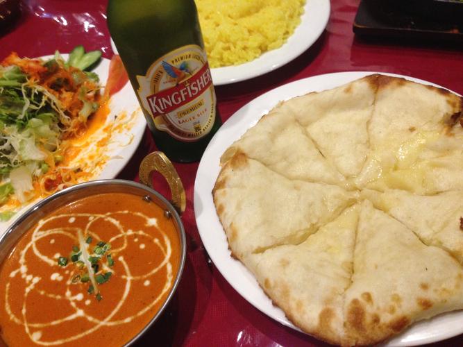 インド料理『ニューデリー』_a0148054_1255212.jpg