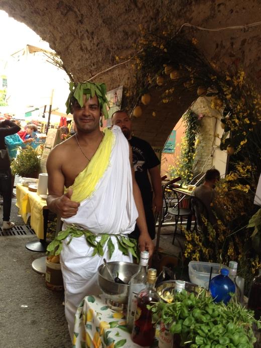 モンテロッソのレモン祭り_a0136671_13164772.jpg