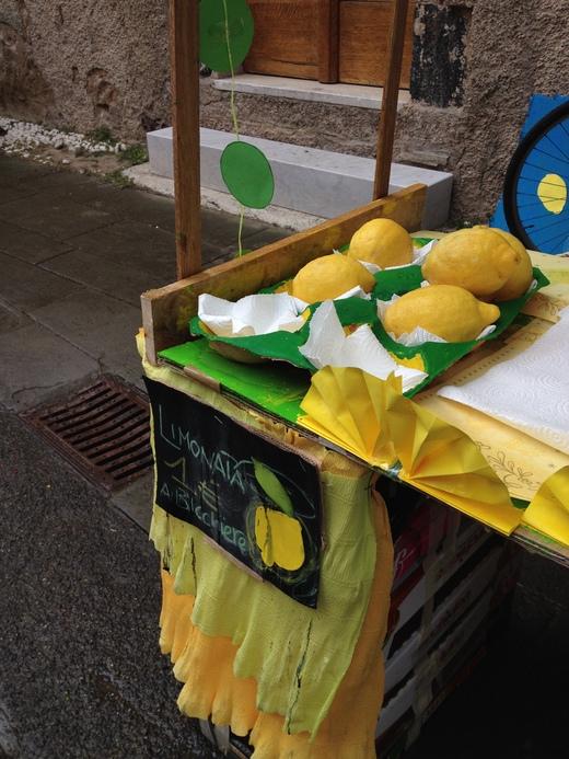 モンテロッソのレモン祭り_a0136671_1325455.jpg