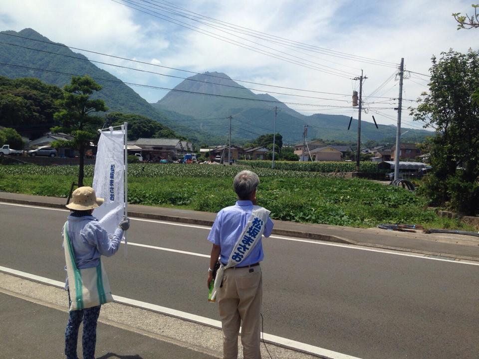 選挙戦三日目:山から海へ(5/26)_c0052876_029557.jpg