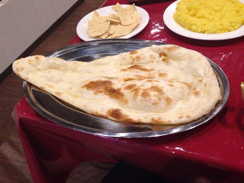 インド料理◎_e0261276_21232060.jpg