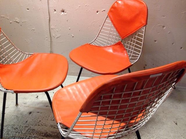 5月30日(土)大阪店ヴィンテージ家具入荷!①Eames SideShell Chair!!(大阪アメ村店)_c0078587_13511058.jpg