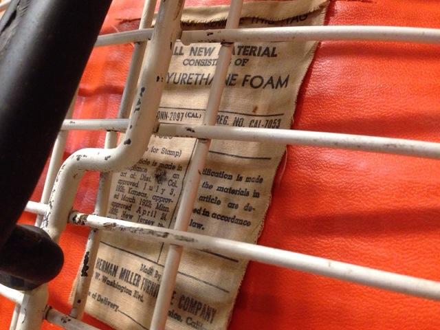 5月30日(土)大阪店ヴィンテージ家具入荷!①Eames SideShell Chair!!(大阪アメ村店)_c0078587_1442865.jpg