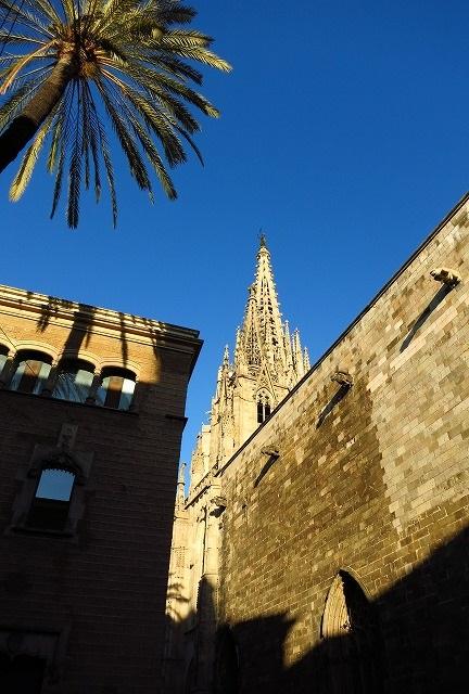 バルセロナの街編_c0239901_1844057.jpg