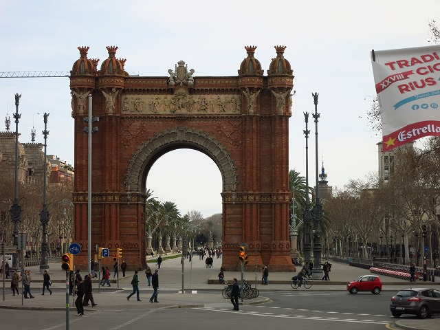 バルセロナの街編_c0239901_18512549.jpg