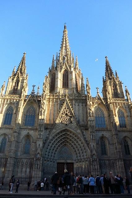 バルセロナの街編_c0239901_1853639.jpg