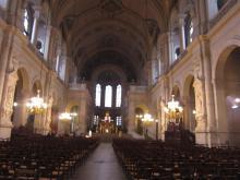 聖トリニテ教会のミサへ_e0344611_22565110.jpg