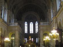 聖トリニテ教会のミサへ_e0344611_22565147.jpg