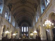 聖トリニテ教会のミサへ_e0344611_22565390.jpg