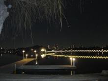 暖かな冬の夜_e0344611_23040390.jpg