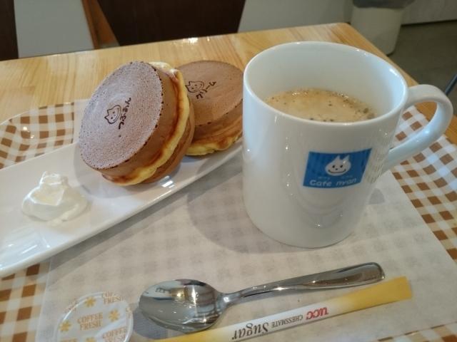 Cafe nyan(カフェ ニャン)(金沢市大樋町)_b0322744_00571144.jpg