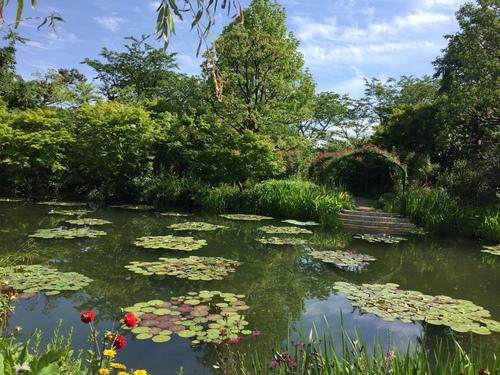 「モネの庭 マルモッタン」_e0288544_11235850.jpg
