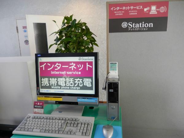 東新宿のビジネスホテルにはロシアや東欧の旅行者が多いらしい_b0235153_11503627.jpg