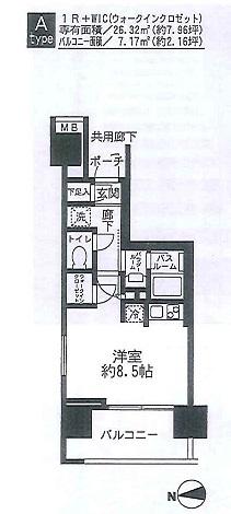 セントラルプレイス新宿御苑前_b0246953_19540274.jpg