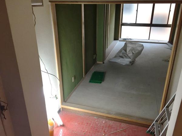 大阪 日本橋住宅改装!_f0300358_13374693.jpg