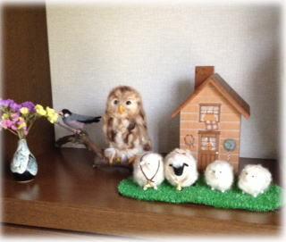 ほのぼの羊毛*JEUGIAイオンモール草津_d0142770_23304254.jpg