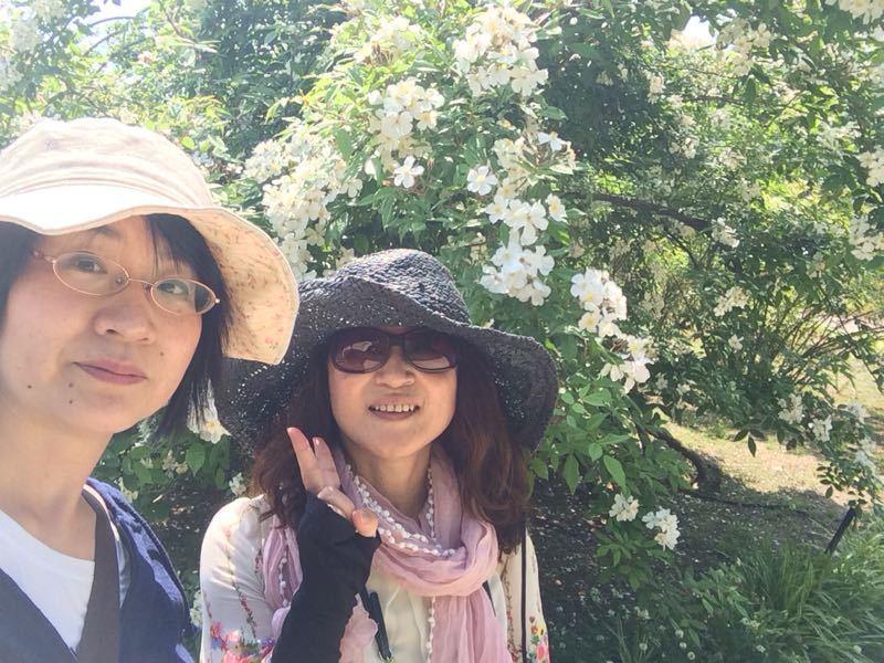 ターシャ・チューダーの庭(花フェスタ記念公園)_e0233674_172578.jpg