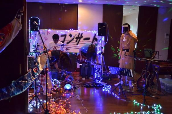 5月16日、五月晴れコンサート@Noriくん宅♪_e0188087_2024377.jpg