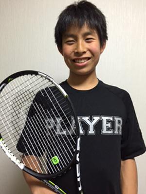 ジュニア硬式テニス・渡部 将伍(わたべ しょうご)選手を金栄堂サポート!_c0003493_19104450.jpg