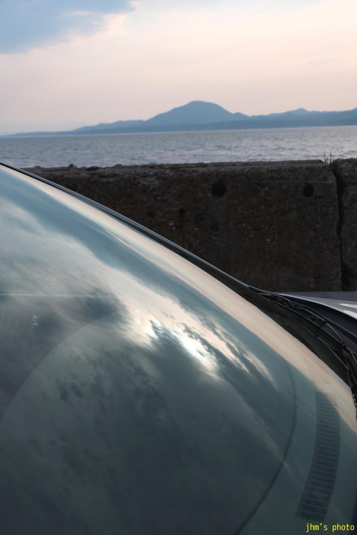 歓びの海、すまし顔の空、海峡の・・・・_a0158797_23451394.jpg