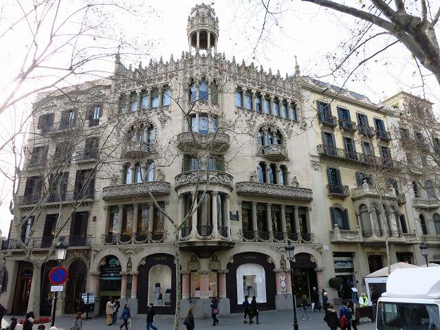 バルセロナの街編_c0239901_10555253.jpg