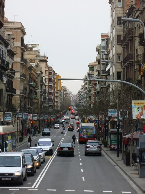 バルセロナの街編_c0239901_9535211.jpg