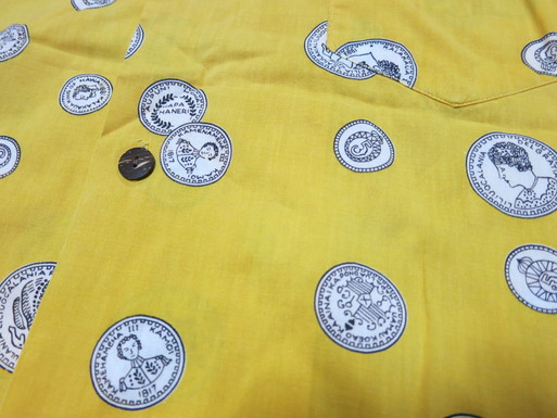 5/30(土)入荷!50'S COIN 柄 ALL COTTON HAWAIIAN SHIRTS!_c0144020_1428126.jpg