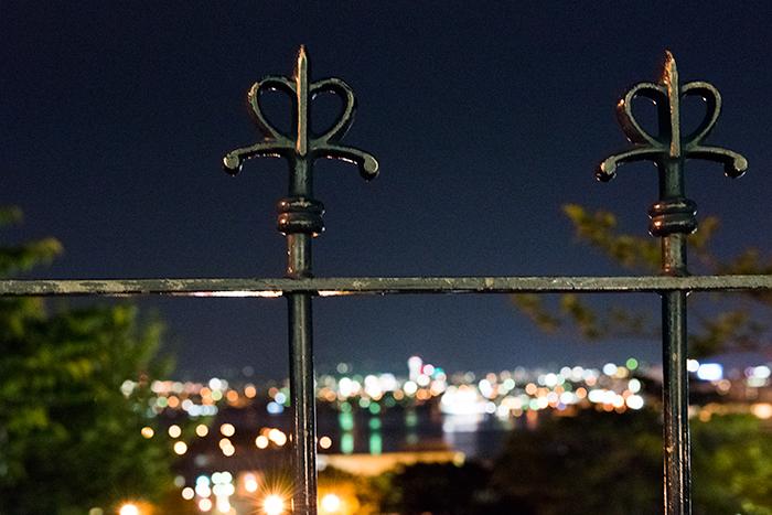 夜のお散歩_a0292724_12204389.jpg