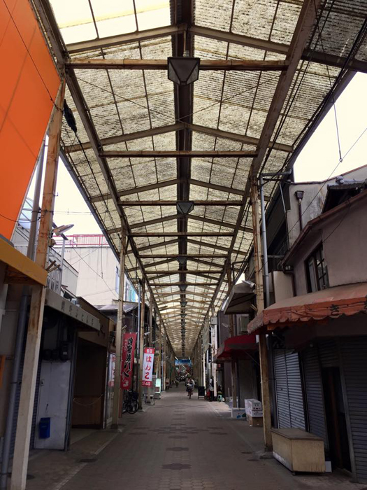 岡山市北区奉還町 / iPhone 6_c0334533_00105447.jpg