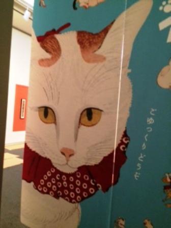 作業日誌(猫まみれ展島根展陳列作業)_c0251346_13583666.jpg