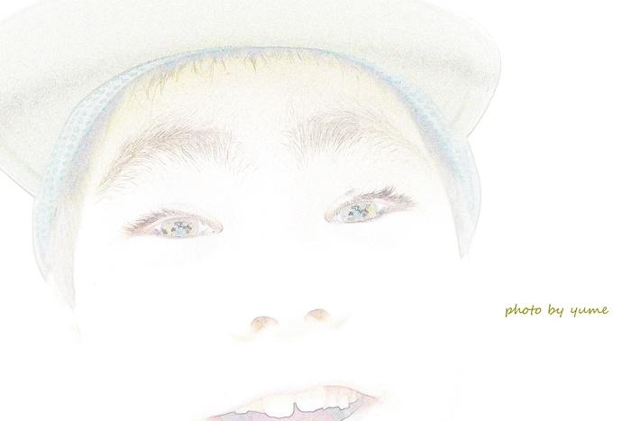 目がキラキラ☆_a0322950_23113412.jpg