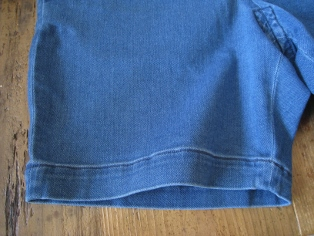 Denim Easy Shorts (改訂版)_e0175254_2052315.jpg