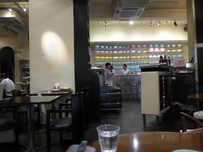代々木上原「ファイヤーキングカフェ」へ行く。_f0232060_0583059.jpg