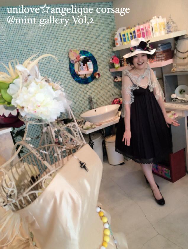 unilove☆mini exhibition @ mint hairVol,2その3 人物編2日目_f0223361_21171922.jpg