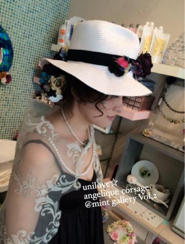 unilove☆mini exhibition @ mint hairVol,2その3 人物編2日目_f0223361_21171961.jpg
