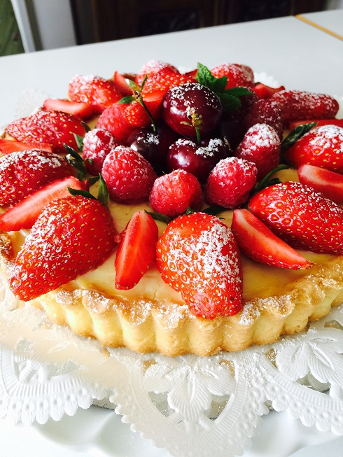 パリのお菓子教室と休日・・・_b0060363_2318594.jpg