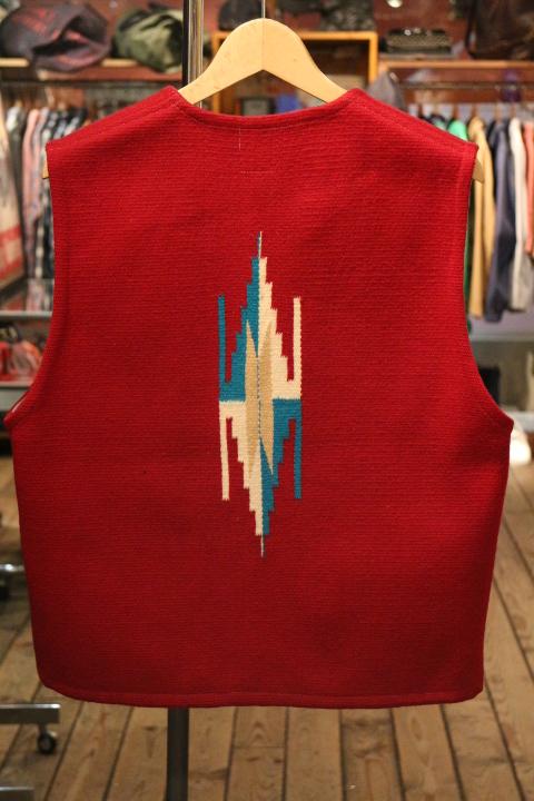 ORTEGA'S Chimayo Vest_b0121563_1628190.jpg