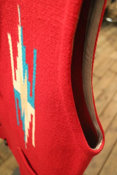 ORTEGA'S Chimayo Vest_b0121563_16294672.jpg