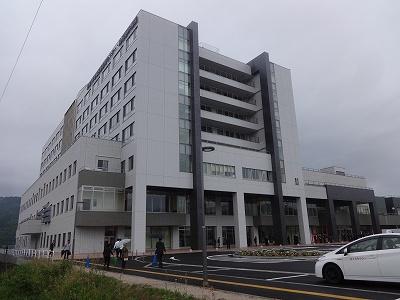 魚沼基幹病院竣工記念式典   二市一町議会評議委員会_f0019487_9305029.jpg