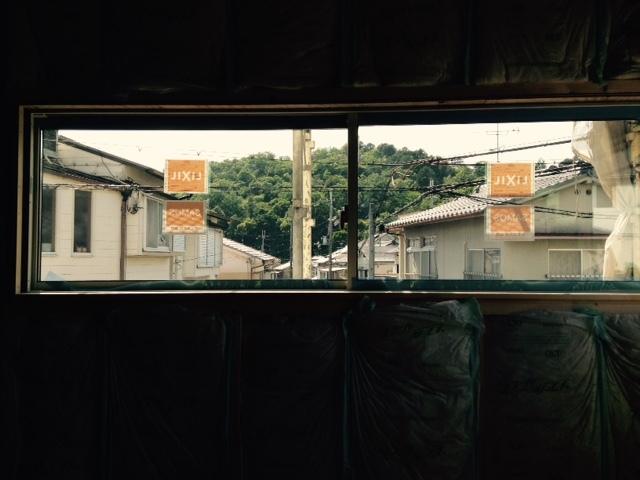 オーナーの塗装 京都修学院の家_b0349892_13331847.jpg