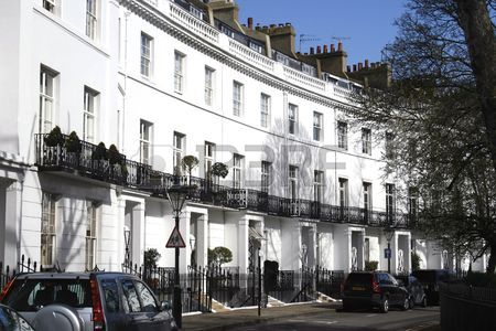 高床住居の系譜01 ー ロンドンのテラスハウス(ロウハウス)_b0074416_12145245.jpg