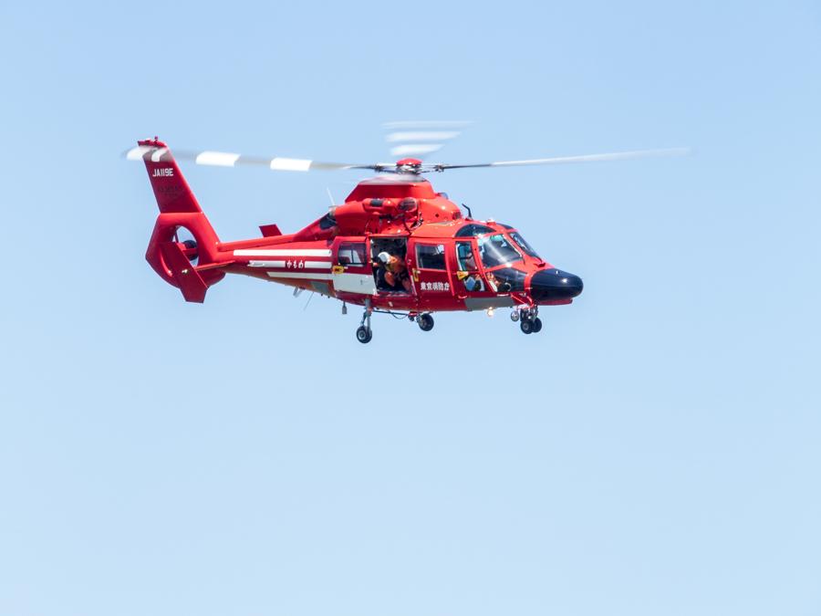 真っ赤なヘリコプター_d0192516_16493494.jpg