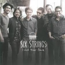 新刊CD:SIX STRINGS / I GOT YOUR BACK インドネシアが誇るギタリスト6人による共演作!_a0054926_0125921.jpg