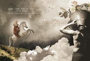 インドネシアの演劇:Yang Fana adalah Waktu. Kita Abadi(YFaWKA)(Teater Garasi)_a0054926_1713192.jpg