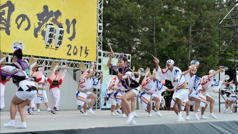 四国の祭り 2015 娯茶平 ② / 阿波踊_d0246136_10140048.jpg