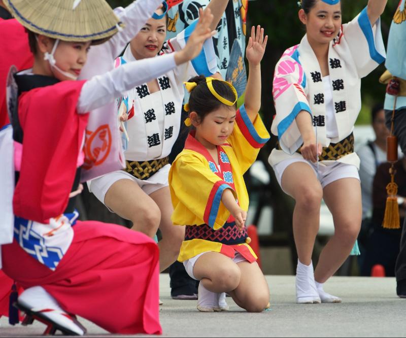 四国の祭り 2015 独楽連 / 阿波踊_d0246136_17483733.jpg