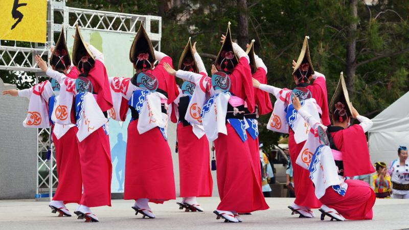 四国の祭り 2015 独楽連 / 阿波踊_d0246136_17501198.jpg